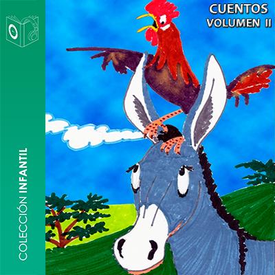Audiolibro CUENTOS VOLUMEN II de Hermanos Grimm