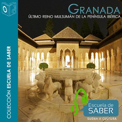 Audiolibro Granada de Juan Gay Armenteros