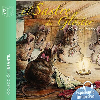 Audiolibro El cuento del sastre de Gloucester de Beatrix Potter