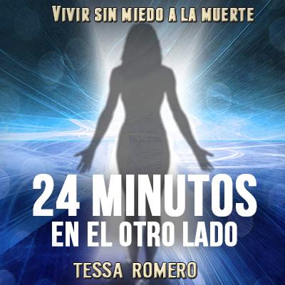 Audiolibro 24 minutos en el otro lado de Tessa Romero