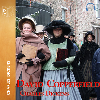 Audiolibro David Copperfield de Charles Dickens
