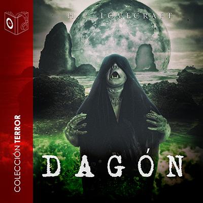Audiolibro Dagon de H P Lovecraft