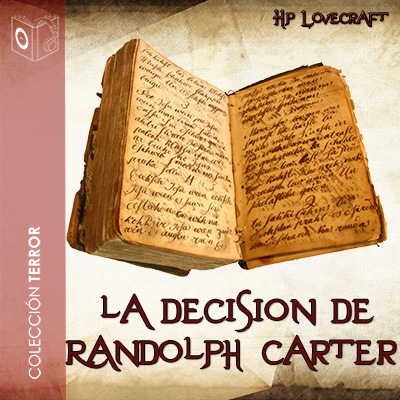 Audiolibro La decisión de Randolph Carter de H P Lovecraft