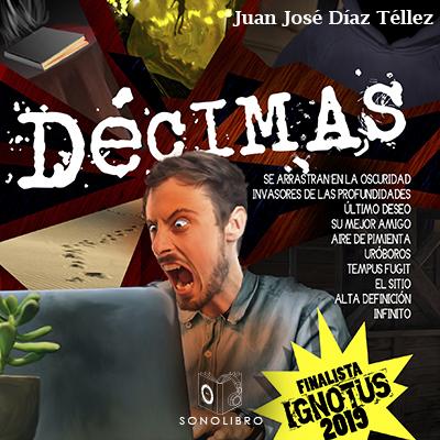 Audiolibro Décimas de Juan José Diaz Téllez