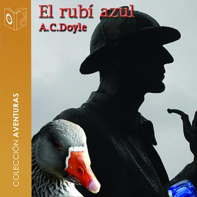 Audiolibro El rubí azul