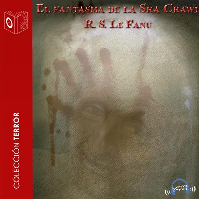 Audiolibro El fantasma de la Sra. Crowl