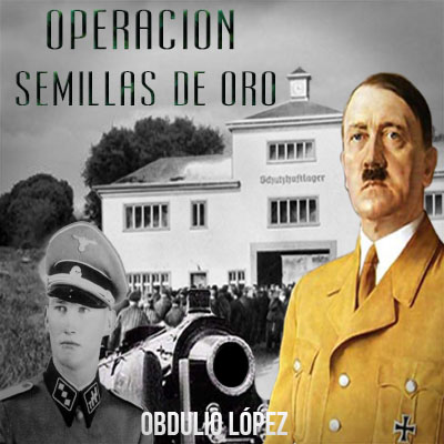 Audiolibro Operación semillas de oro de Obdulio López
