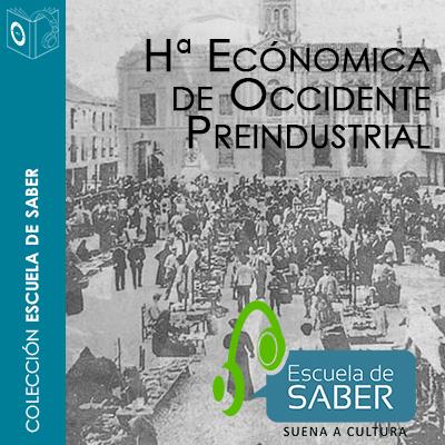 Audiolibro Hria económica de Occidente de Carlos Álvarez Nogal
