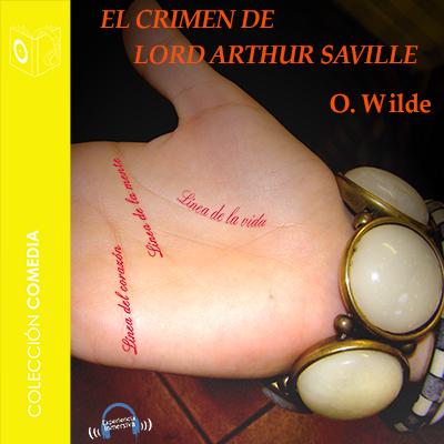 Audiolibro El crimen de Lord Arthur Saville de Oscar Wilde
