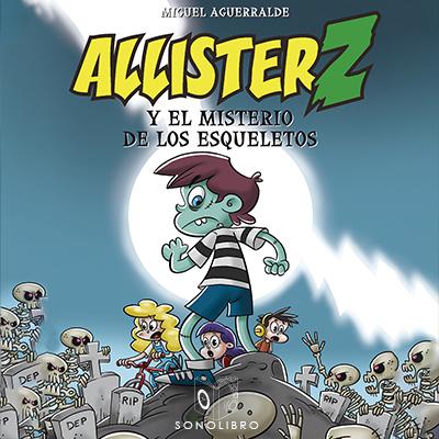 Audiolibro Allister Z de Miguel Aguerralde
