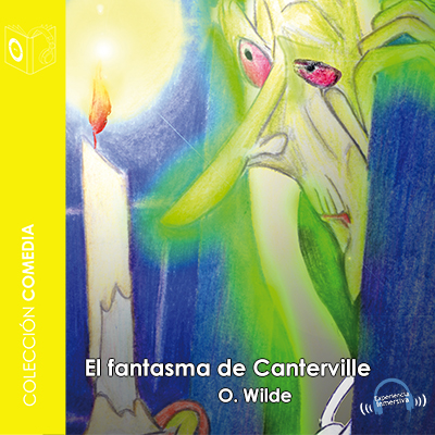 Audiolibro El fantasma de Canterville de Oscar Wilde