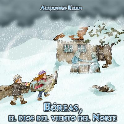 Audiolibro Bóreas, dios del viento del Norte de Alejandro Khan