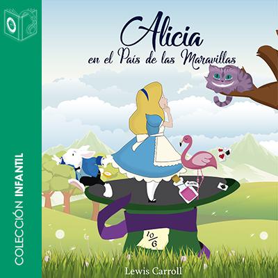 Audiolibro Alicia en el país de las maravillas de Lewis Carrol