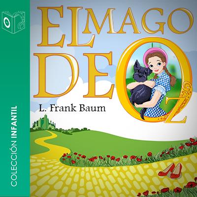 Audiolibro El mago de Oz de Franck Baum