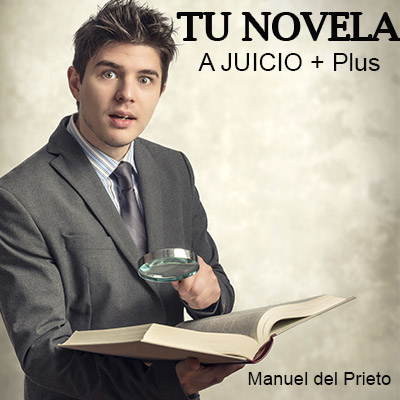 Audiolibro Tu novela a juicio + Plus de Manuel del Prieto