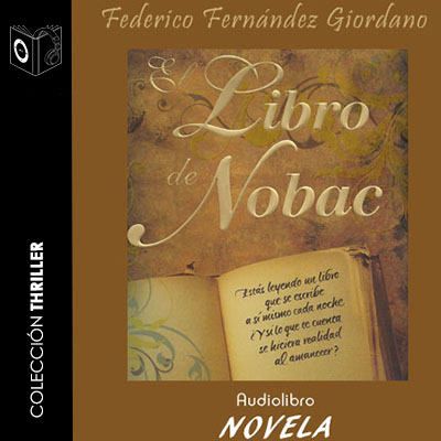 Audiolibro El libro de No bac de Federico Fernández Giordano