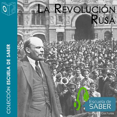 Audiolibro Revolución Rusa de Pedro Piedras Monroy