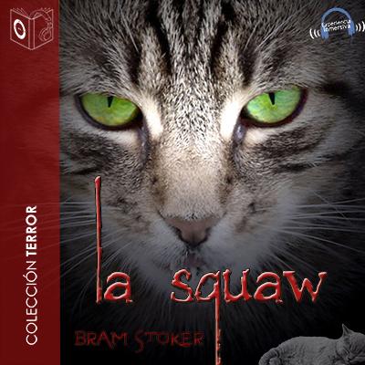 Audiolibro La squaw de Bram Stoker