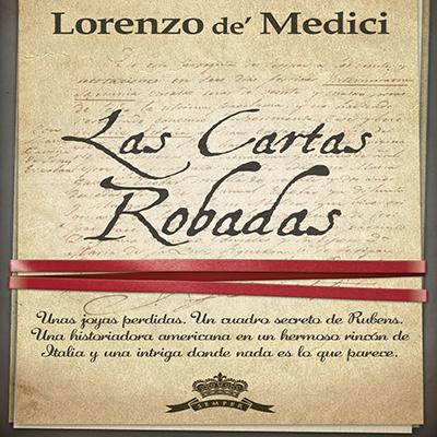 Audiolibro Las cartas robadas de Lorenzo de Medici