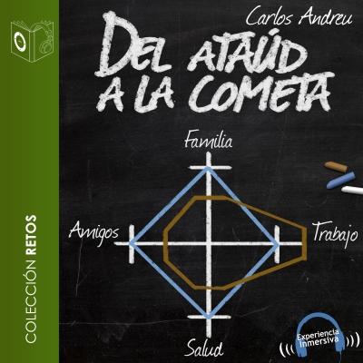 Audiolibro Del ataúd a la cometa de Carlos Andreu