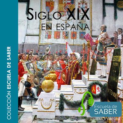 Audiolibro Historia del siglo XIX en España de Ricardo Hernández García