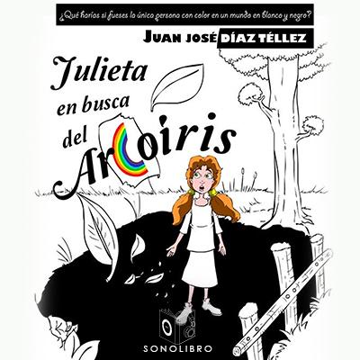 Audiolibro Julieta en busca del arco iris de Juan José Diaz Téllez