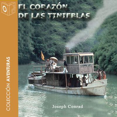 Audiolibro El corazón de las tinieblas de Joseph Conrad
