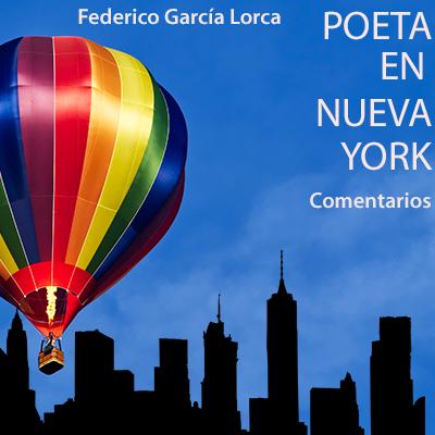 Audiolibro Poeta en Nueva York de Federico García Lorca