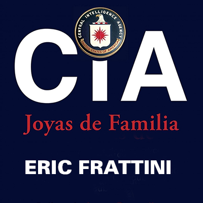 Audiolibro CIA: joyas de familia de Eric Frattini
