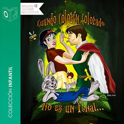 Audiolibro Cuando colorín colorado no es un final de Carlos Bahos