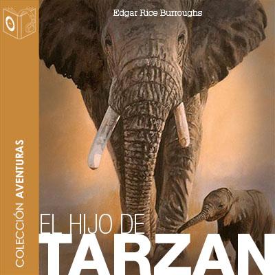 Audiolibro El hijo de Tarzán de Edgar Rice Burroughs