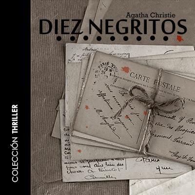 Audiolibro 10 Negritos de Agatha Christie