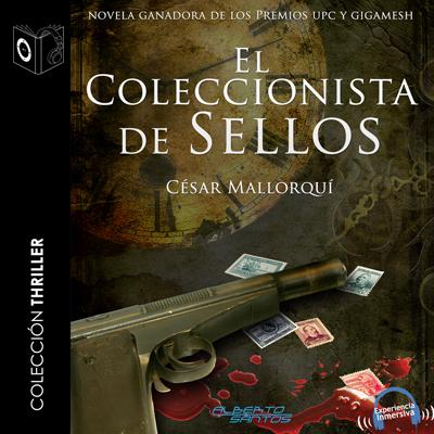 Audiolibro El coleccionista de sellos - 1er Cap de César Mallorquí
